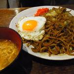 DINING Ben - 太麺焼きそば