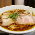 Japanese Soba Noodles 蔦 - 焼豚醤油そば