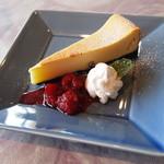 18473045 - チーズケーキ。