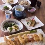 角の蛸笑 - 宴会コースは2種ご用意しております。