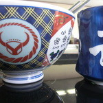 吉野家 - 熱いお茶飲みながら食べる牛丼が美味しいのョネ