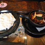 18476581 - 黒スープカレー
