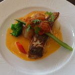 NAOMI - 魚料理
