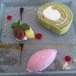 NAOMI - デザート