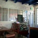 Kitchen Le ciel - 店内の一部