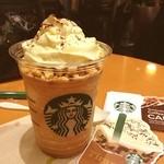 スターバックス・コーヒー - 息抜きも大切ですよね( ´ ∀ ` ) コーヒーティラミスフラペチーノ!!
