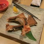 和食ダイニング まぐろ問屋 三浦三崎港 - 鮪カマ焼き