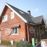 プーティー カフェ - ログハウスの一軒家