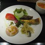 ストーリア - ランチ前菜