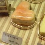 ボン スイーツ&コングラッツ! - イチゴチーズケーキ(420円)