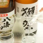 美食 個室・炭火焼・ワイン 縁 - 獺祭とコラボレート★獺祭を使用したカクテルをご賞味下さい!