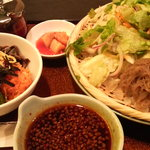 1848549 - 野菜たっぷり♪つけ麺定食