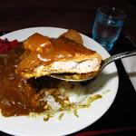 高田食堂 - カツカレー
