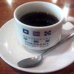 甲板屋 - ホットコーヒー