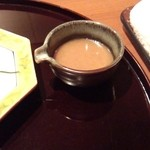 日本料理雲海 - サラダドレッシングを・・・