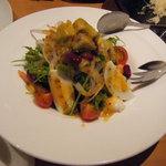 18483349 - 海老とアボカドのチョップドサラダ(\780)