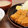 とんかつ 代々木庵 - 料理写真:ひれカツ定食
