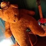 ヴィンカンバール - デッカイ熊がお出迎えw