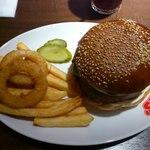 18484783 - ハンバーガー