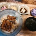 lunch itta - うな丼 2,160円