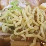 らーめんふぁくとりー のすけ  - 太麺