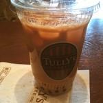 タリーズコーヒー - tapioca coconut latte ♡