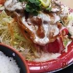 18492144 - 焼肉サラダ定食
