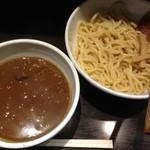 ラーメン純風殿 - カレーつけめん (750円)