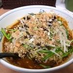 隆翔 - 四川風汁無し中華担々麺