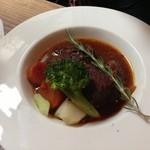 18493515 - 牛肉の赤ワイン煮込み