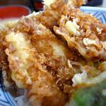 三浦屋 - さかな丼(1100円)