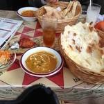 KRIPA - インドセット(野菜カレー)