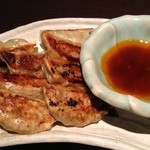 魚と串揚げ 串かっちゃん - 焼き餃子