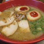 麺えもん - 鶏パイタン味玉