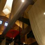 185098 - 天井は無く屋根裏まで吹き抜けてオサレ♪