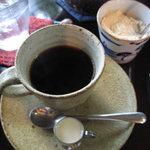 侘助 - コーヒー