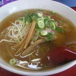中華食堂チャオチャオ - 醤油ラーメン
