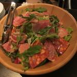 tamaya - お肉屋さんのサラダ