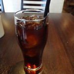 カレンダー - 食後のドリンク(アイスコーヒー)