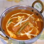 18506143 - 野菜カレー