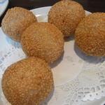 中華料理 大福楼 - 胡麻団子