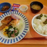 北海道工業大学 HITプラザ食堂 - 2013/4/18 100円朝食