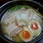 ひさし鍋焼ラーメン -