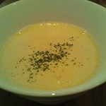 Affidamento Cafe - 本日のスープ(白アスパラ)