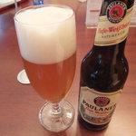 武蔵野茶房 - ドイツ白ビール