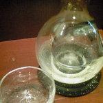小料理 千代 - とても珍しい日本酒が、沢山ありました。