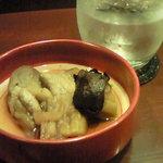 小料理 千代 - 季節の旬のお野菜を中心としたお料理でした。