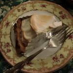ティーハウス 茶摩 - レモンメレンゲ