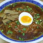 美庵 - 麻婆牛骨拉麺