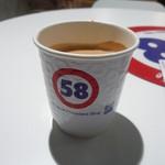 58CAFE - ブレンドコーヒーホット
